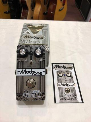 Modtone MT-RV Coliseum Reverb Pedal