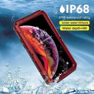 AR-008 極限戶外全密封防水防塵防撞手機殼 waterproof case iPhone