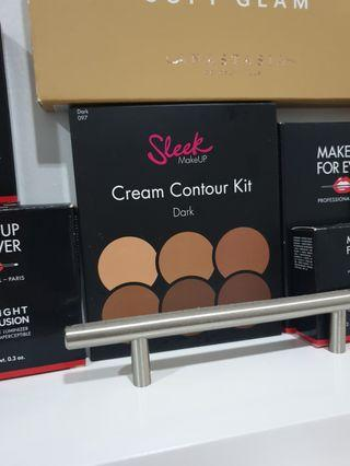 Sleek Cream Contour Kit (Dark)