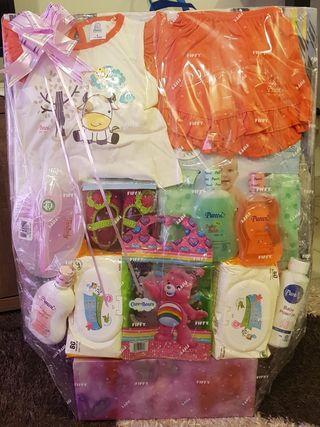 Baby Hamper - New Born Gift
