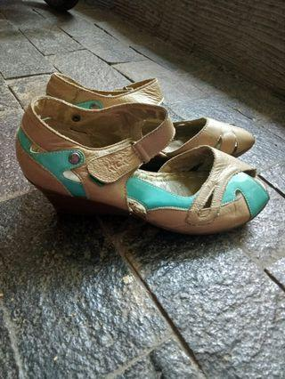 Kickers wedges sale