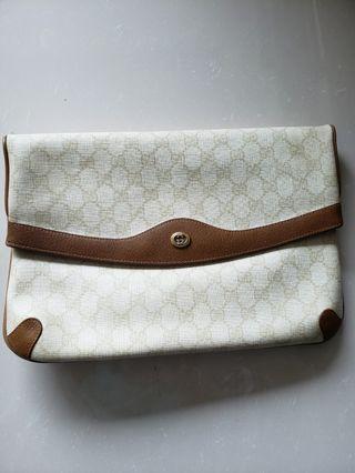Gucci Accessory Collection Canvas Handbag
