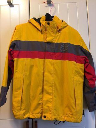 🚚 兒童飛狼Gore-tex保暖雙層外套