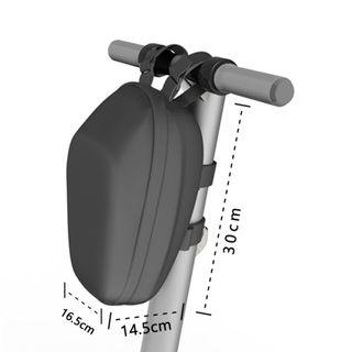 E-Scooter bag Hard shell waterproof head bag millet electric scooter bicycle bag universal support