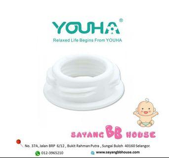 Youha Breast bottle wide neck converter to Standrand neck