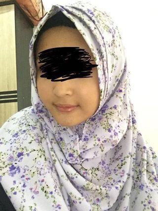Hijab instan bundle