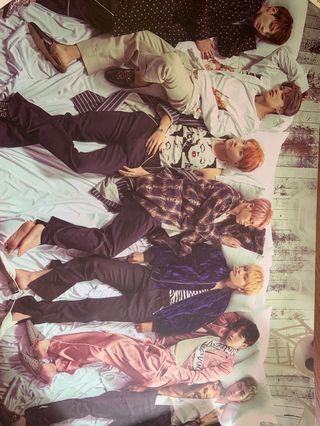 🚚 BTS Poster
