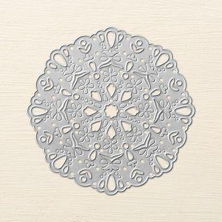 Stampin' Up Darling Doily Thinlits Die