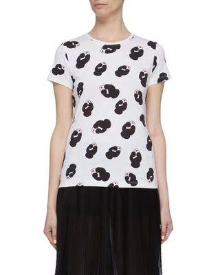 NWT alice + Olivia stace face tee