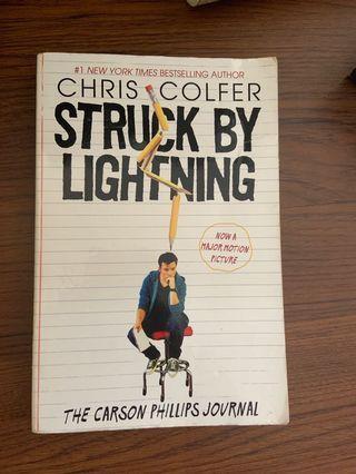 🚚 Struck by lightning by Chris Colfer