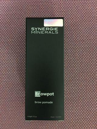 Synergie Minerals Browpot 自然褐色
