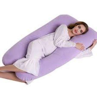 U Shaped Pregnancy Pillow with Cover brand New