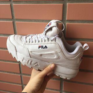 Fila 增高鞋