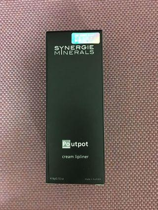 Synergie Minerals Poutpot 烈艷緋紅