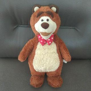 Boneka Misca Masha&The Bear