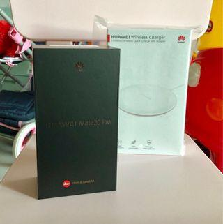 Huawei Mate 20 Pro (Green) + Wireless Charger 15W   #EndGameYourExcess