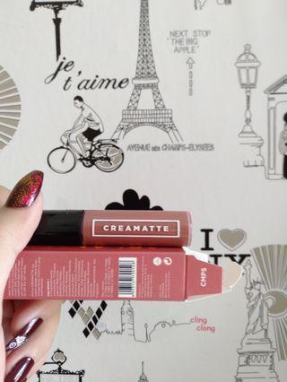 NEW Emina Creamatte / Lipcream Emina