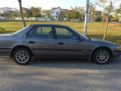 HONDA ACCORD 4 DOOR (TAHUN 1991)