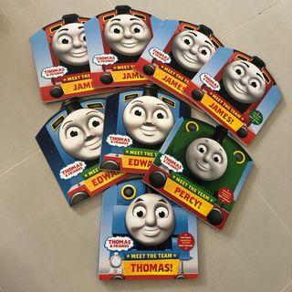 $20 for 8 Thomas train board book birthday goodie bag
