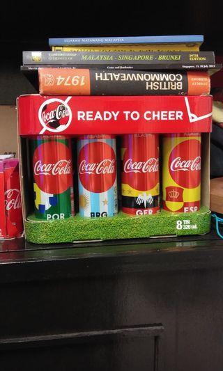Set coke world cup 2018