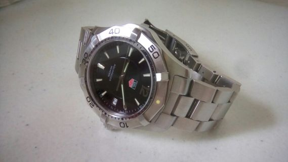 2940c80afe0 Tag Heuer waf 1110 like oris rolex omega seiko guess tw steel gucci