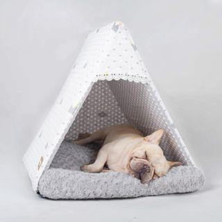 IMPROVED Pet Tent V2 (Gray Crown Tent)