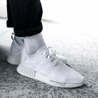 ADIDAS NMD JAPAN ALL WHITE