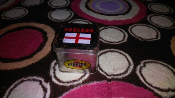 Vintage Penzoil tin
