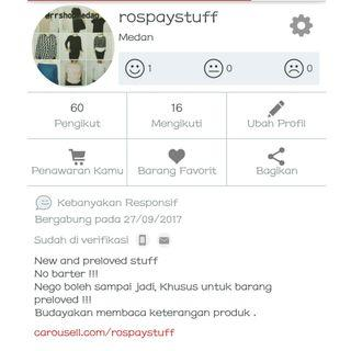 Baca profile ya say