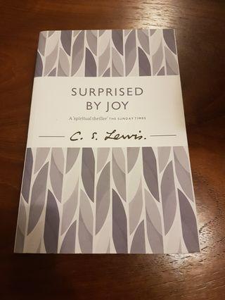 Surprised by Joy by CS Lewis