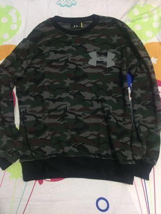 Under Armour army sweater original