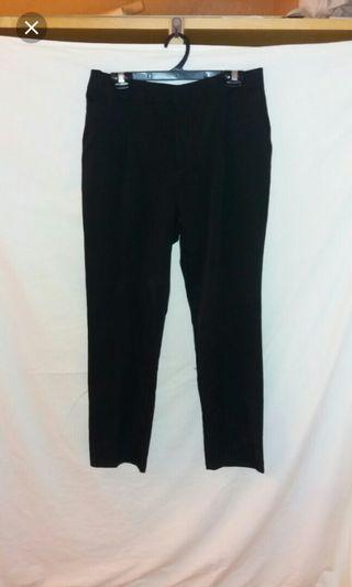 PIT Korean Pleated pants 中腰長褲