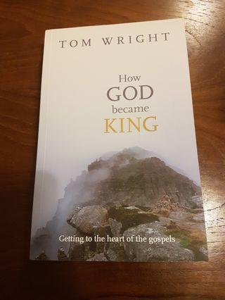 🚚 How God became King (Tom Wright)