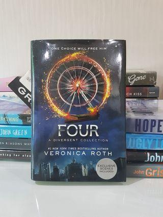 Four by Veronica Roth [HARDCOVER]