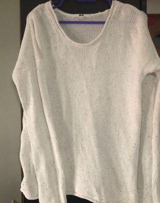UNIQLO Knitwear White