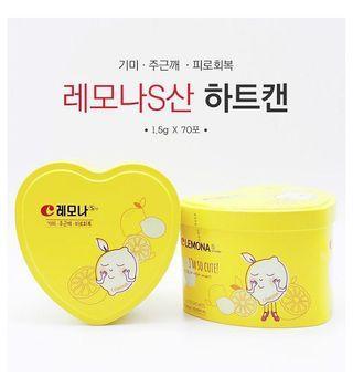 韓國Lemona-S 檸檬維他命C 粉