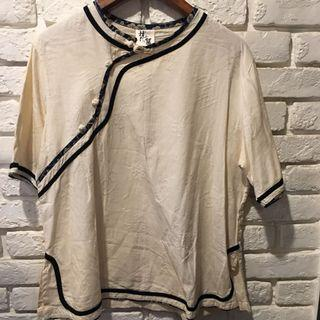 🚚 梵古風中國風上衣