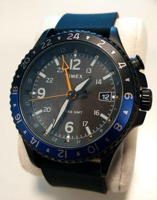 Timex 3 Timezone GMT Watch