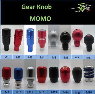 Momo Gear Knob . Installation Available.