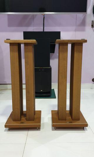 ATS Solid Wooden Speaker Stands 24 Inch.