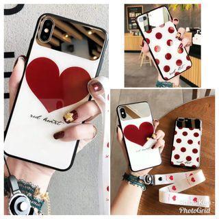 iPhone Case with rope, 鏡子手機殼連手繩