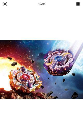 Beyblade Burst Limited Edition Artemis