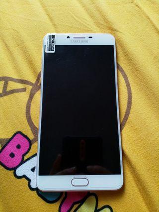 Samsung c9 pro pink