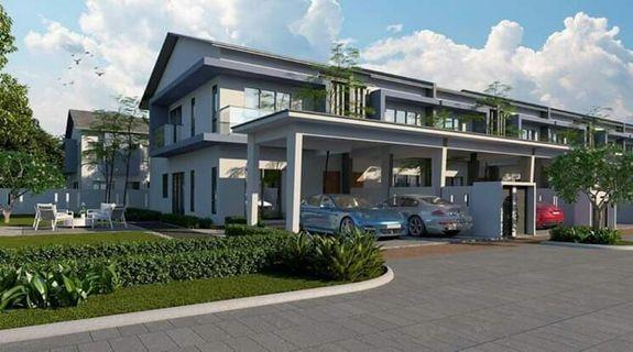 New Launch Double Storey Freehold in Dengkil