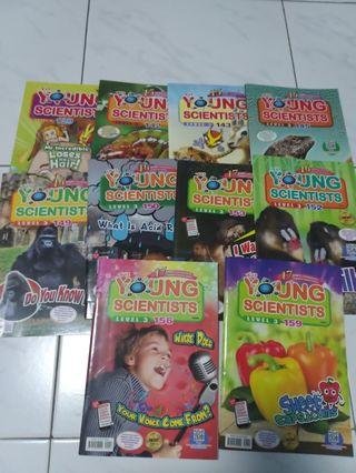 🚚 [WTT] Young Scientists books