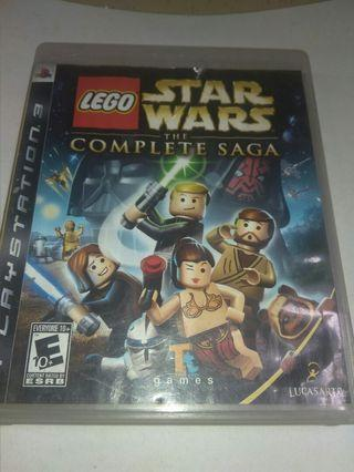 PS3 Games: Lego Star Wars, the Complete Saga