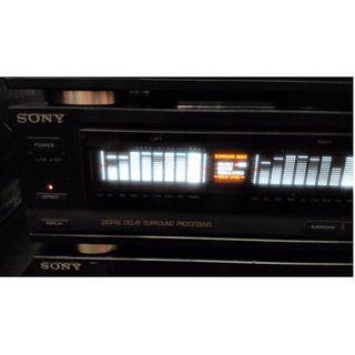 Sony Hi-End Graphic Equalizer With Digital Processor Sale