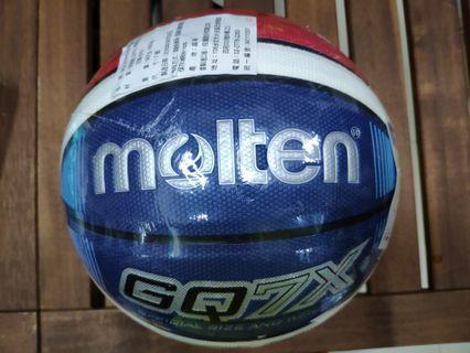 Molten GQ7X 7號籃球 PU皮籃球 室內/室外籃球