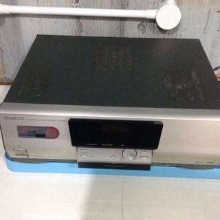 Kenwood 130 watts amplifier. KRF-V8881D