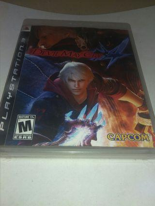 PS3 Games: Devil May Cry 4
